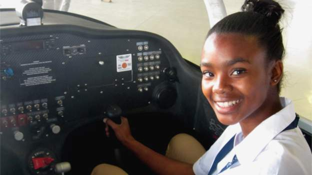 SA teens fly in homemade plane