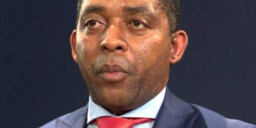 SAA CEO Vuyani Jarana. Picture: YouTube screengrab