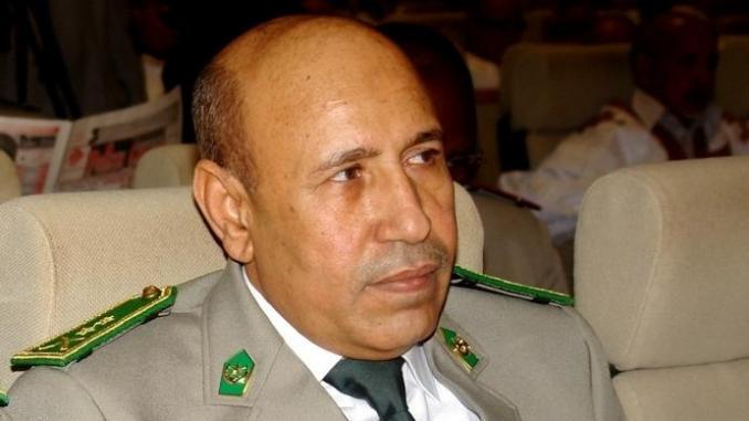 Mauritania Mohamed Ahmed Ould Ghazouani