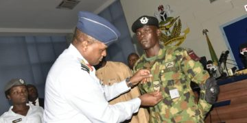 Bashir Umar Nigeria air force officer