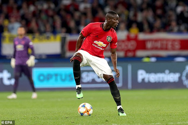 Eric Bailly injuries