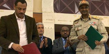 Sudan sign power deal