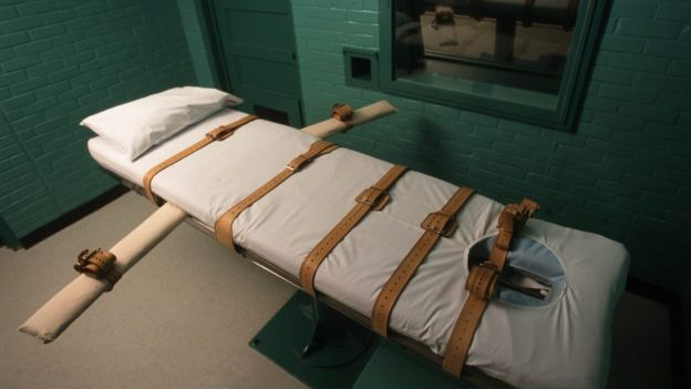 Death penalty executions