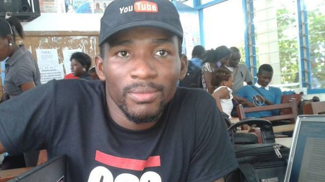 Emmanuel Ajarfo journalist tortured