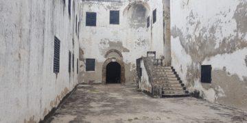 Elmina Castle in Ghana