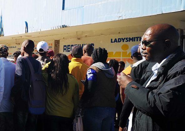 Ladysmith residents