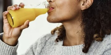 Fruit Sugary juice causes cancer
