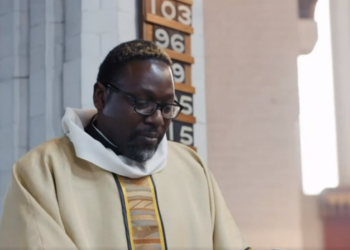 Jide Macaulay, Nigerian gay priest