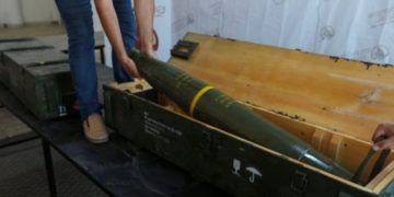 French Missiles in Libya