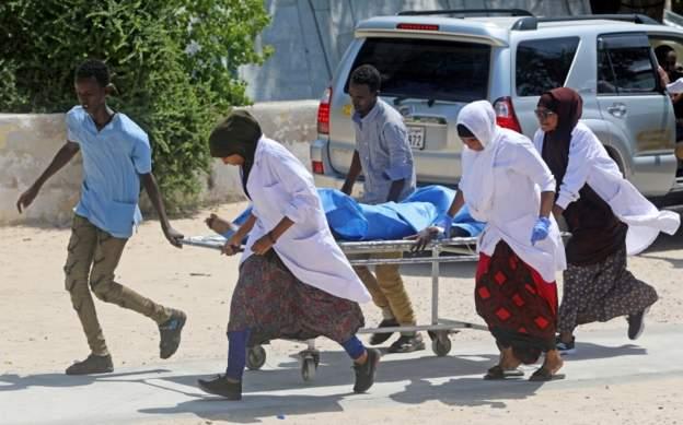 Mogadishu bomb blast