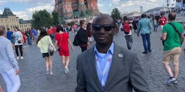 Nigerian lecturer Aliyu Tijjani