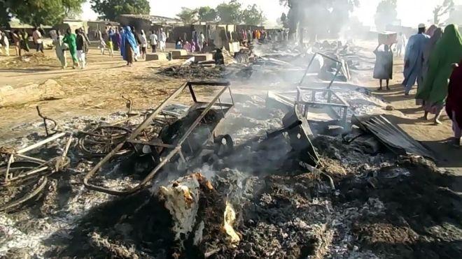 Boko Haram killings