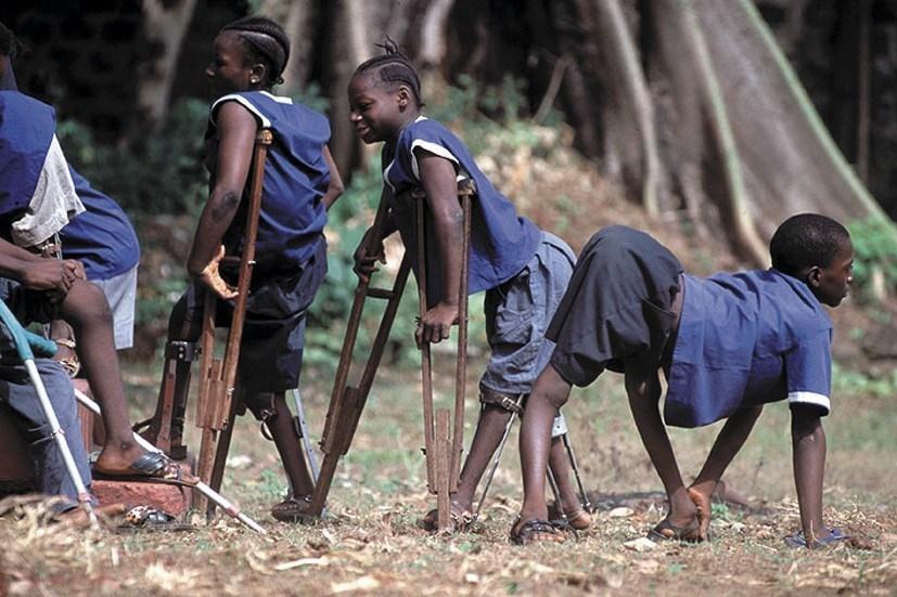 Polio in Ghana