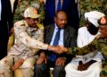 Sudan power sharing agreement