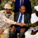 Sudan power sharing agreement
