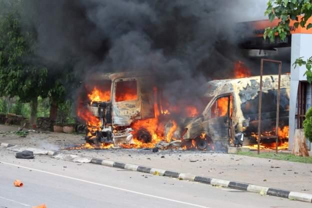 Nigeria protests