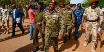 Sudan failed military coup