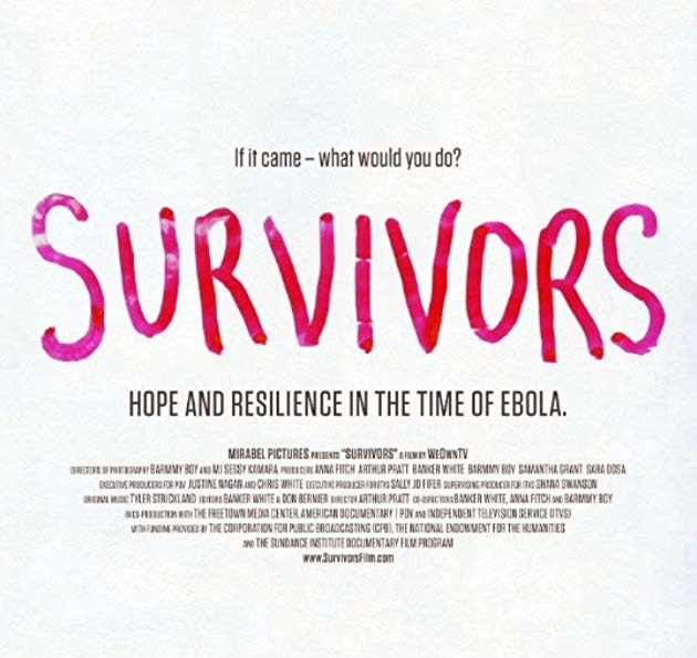 Survivors ebola documentary