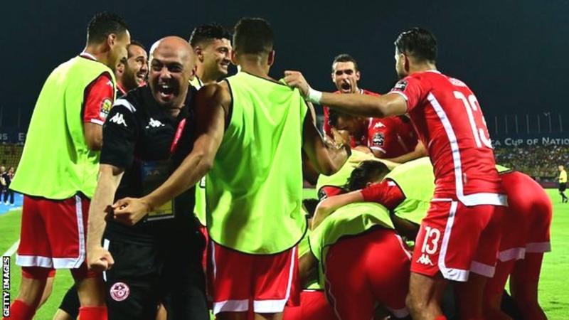 Tunisia beat Ghana