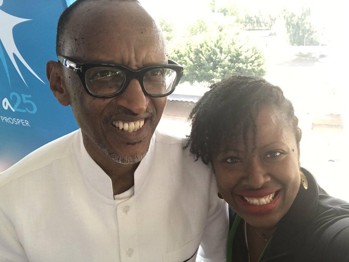 Vickie Remoe Kagame