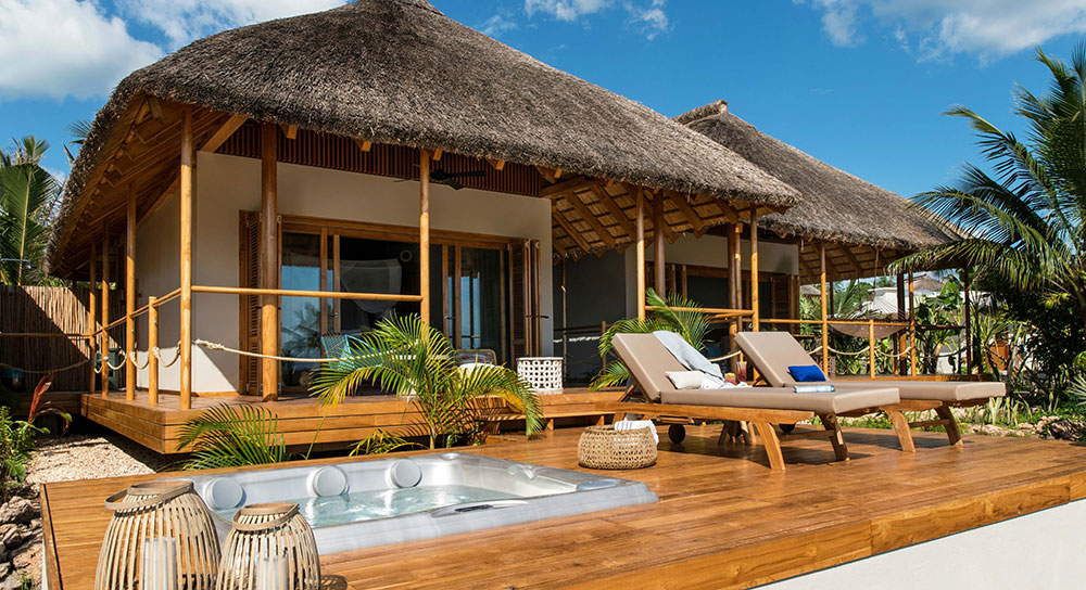 Hotel rate in Africa