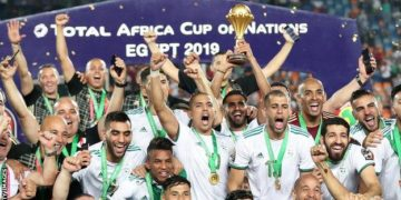 afcon winners algeria
