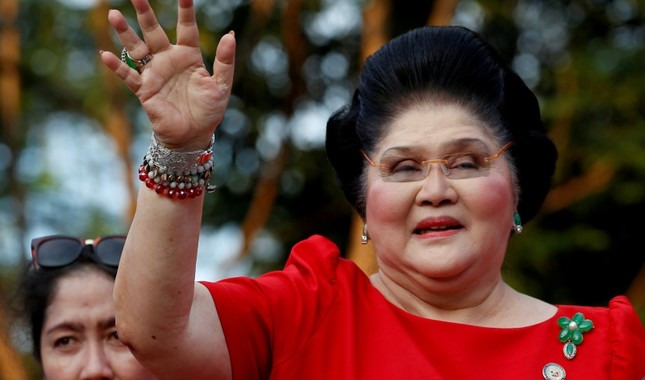 Philippine First Lady, Imelda Marcos