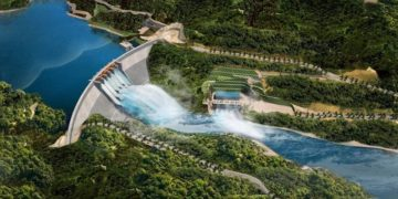 Stiegler's Gorge hydroelectric power project