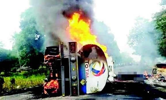 Benue oil tanker explosion