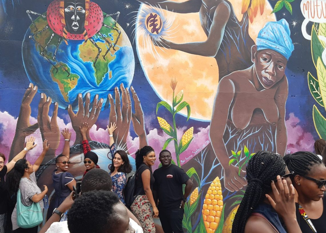Chale Wote arts festival Ghana