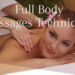 Body Massage Therapy