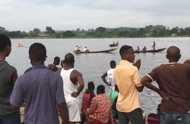 Boat disaster in Ghana