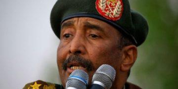 Sudan general Lt-Gen Burhan