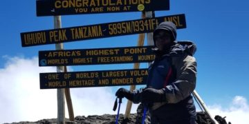 Kilimanjaro Awo Aidam Amenyah