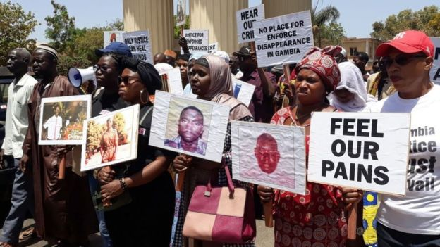 Gambians angry over jammeh assassins