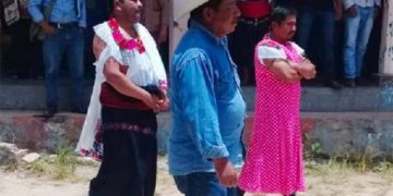 Mexican mayor dresses as woman