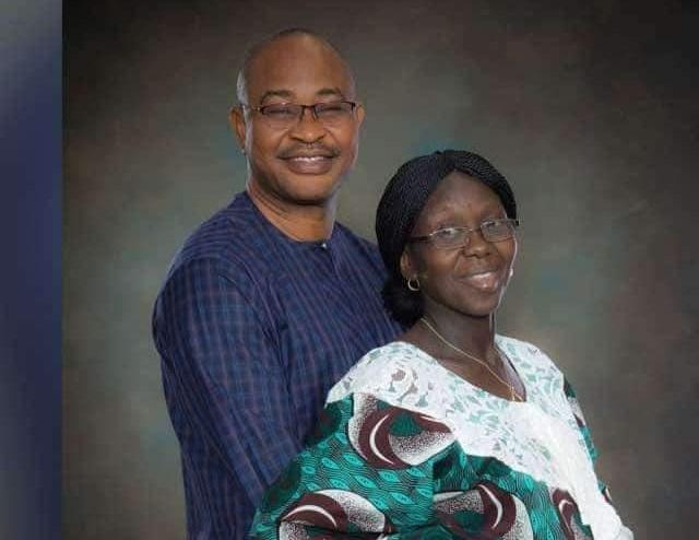 Nigerian couple give birth