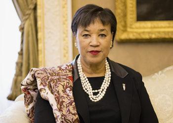 Patricia Scotland, Commonwealth Secretary-General