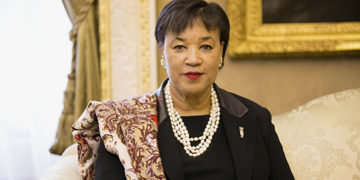 Patricia Scotland, Commonwealth Secretary-General