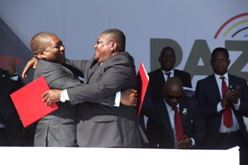 Mozambique peace deal