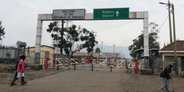 Rwanda DR Congoo border