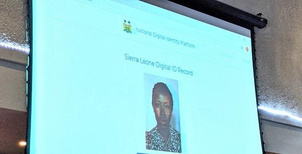 Sierra Leone Blockchain ID platform