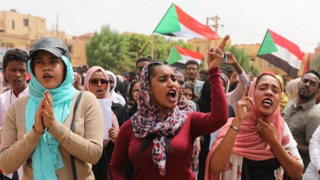 Sudan new transitional government