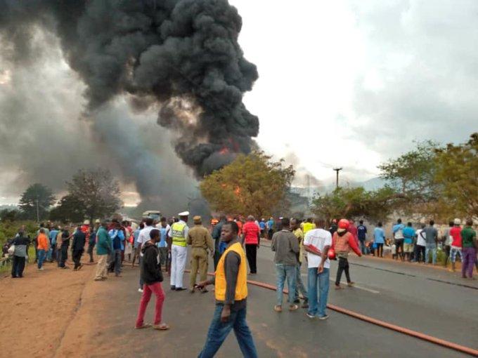 Tanzania fuel tanker explosion