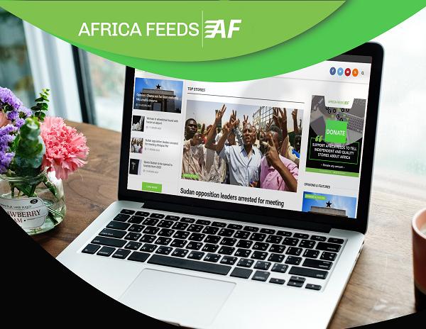 Africa Feeds App