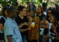 Cocoa expo in Ghana