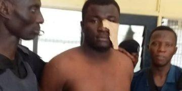 Ghana police killing suspect