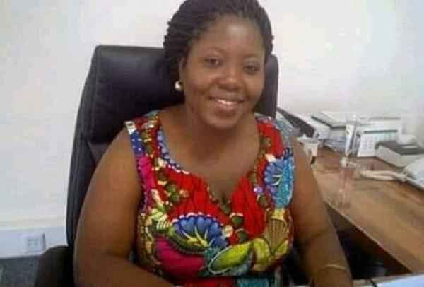 Zambian female banker sleeps with men