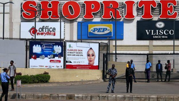 Xenophobic attacks SA