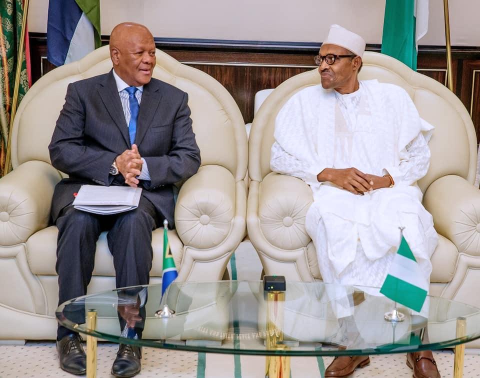 South Africa Apologizes to Nigeria